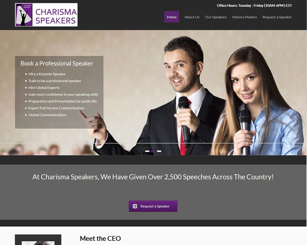 Charismaspeakers