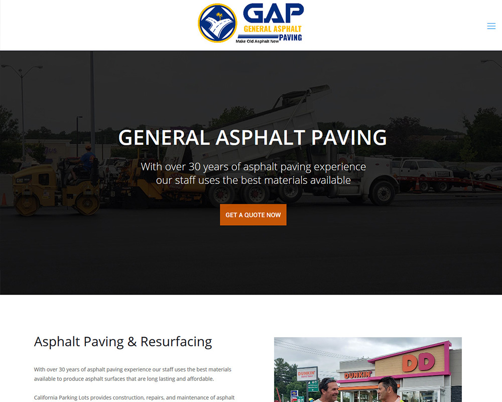 General Asphalt Paving