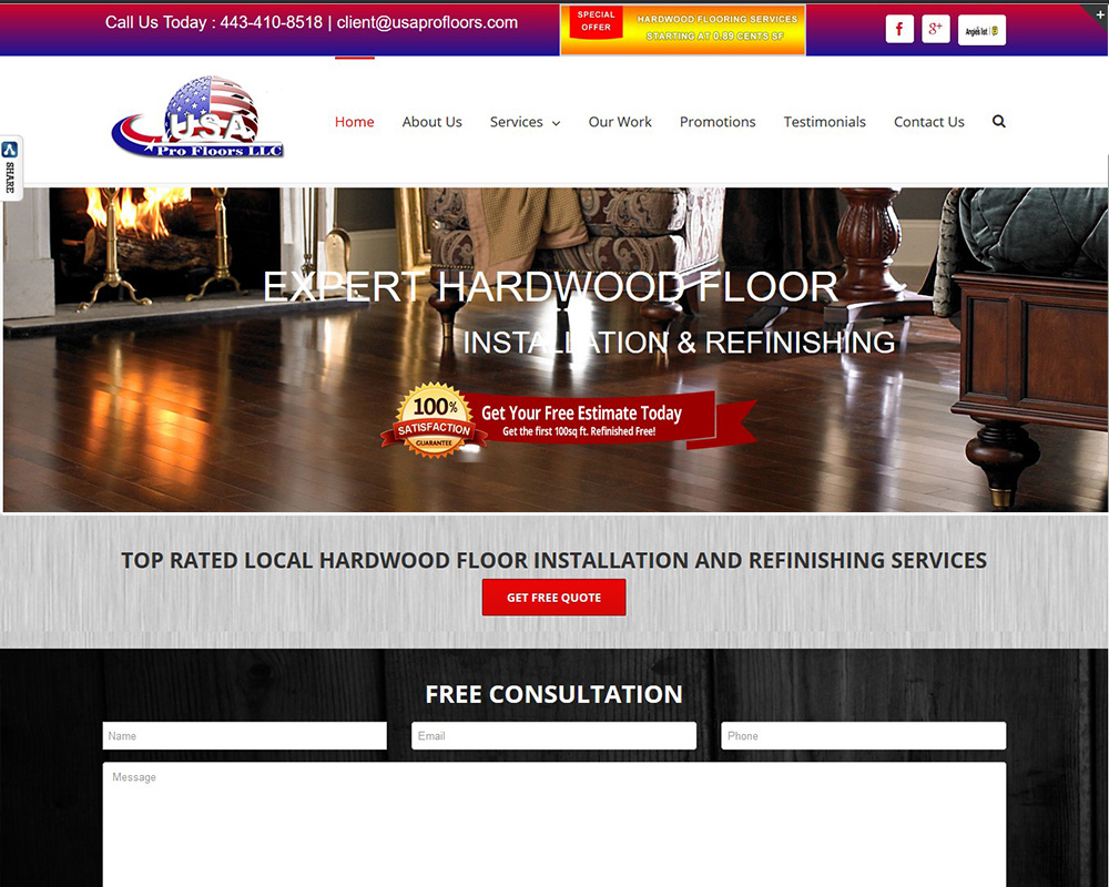 USA Pro Floors, LLC
