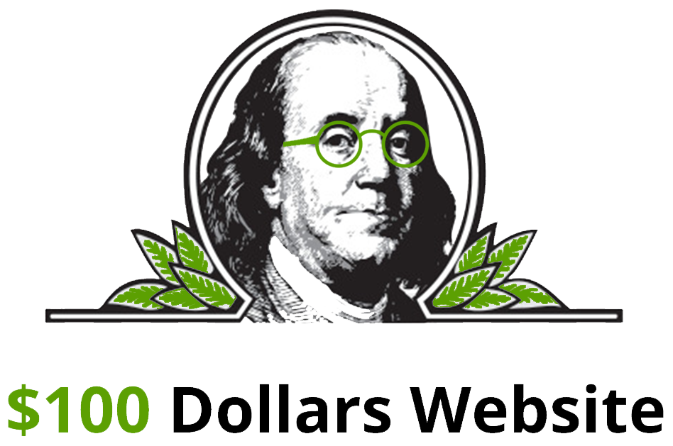 100 Dollars Website
