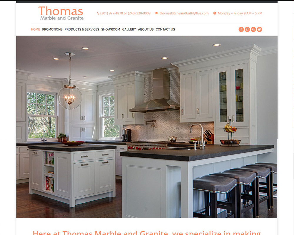 Thomas Marble and Granite