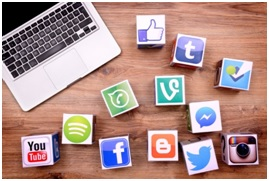 social media integration for your website small business