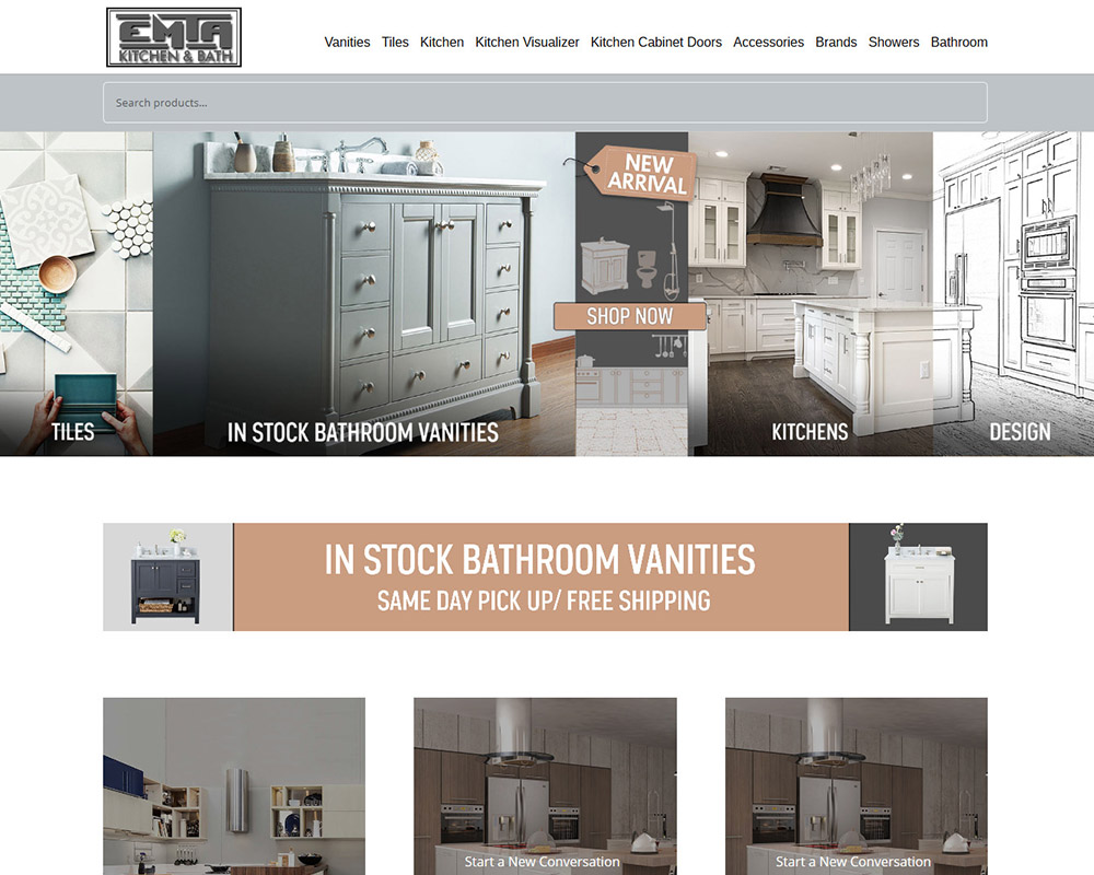 Emta Kitchen and Bath